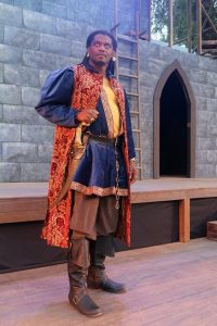 Damion Brown as Othello