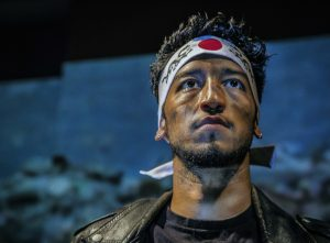 Caleb Cabrera as Atomiko