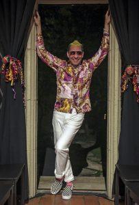 Rudy Guerrero as Tacho