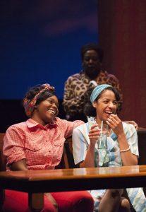 Kehinde Koyejo, Jia Taylor, and Edris Cooper-Anifowoshe