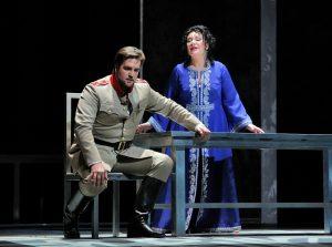 Brian Jagde and Ekaterina Semenchuk. Cory Weaver/San Francisco Opera