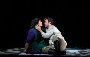 Leah Crocetto and Brian Jagde. Cory Weaver/San Francisco Opera