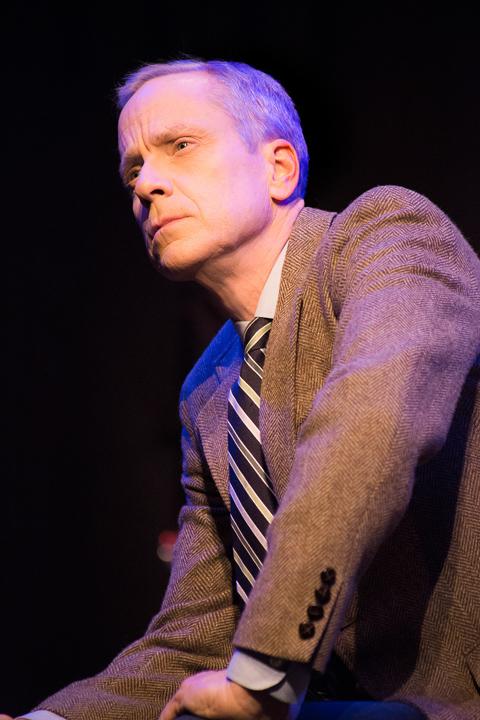 John Fisher. Photo by David Wilson.