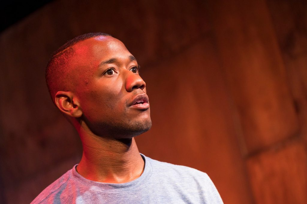 Love is a dirty word explores identity rejection at z for Giovanni adams