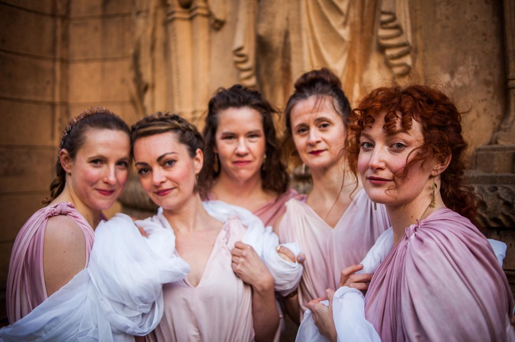 """Roman Women""—A Hit with Intensity, at We Players, S.F ..."
